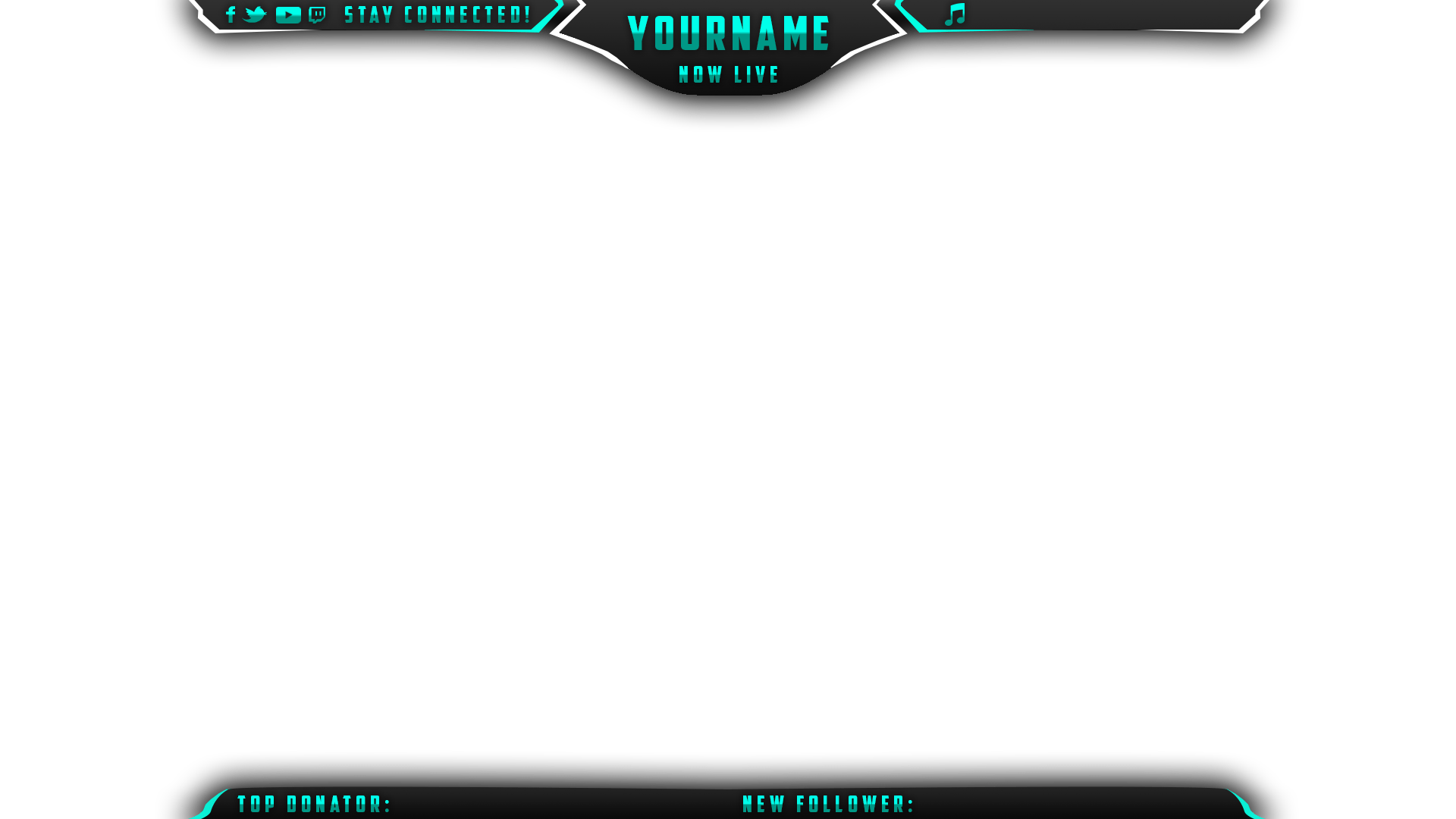 twitch overlay twitch overlay free