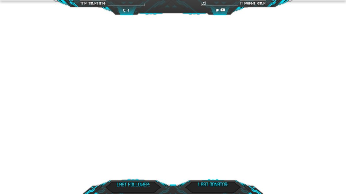 twitch Overlay facecam