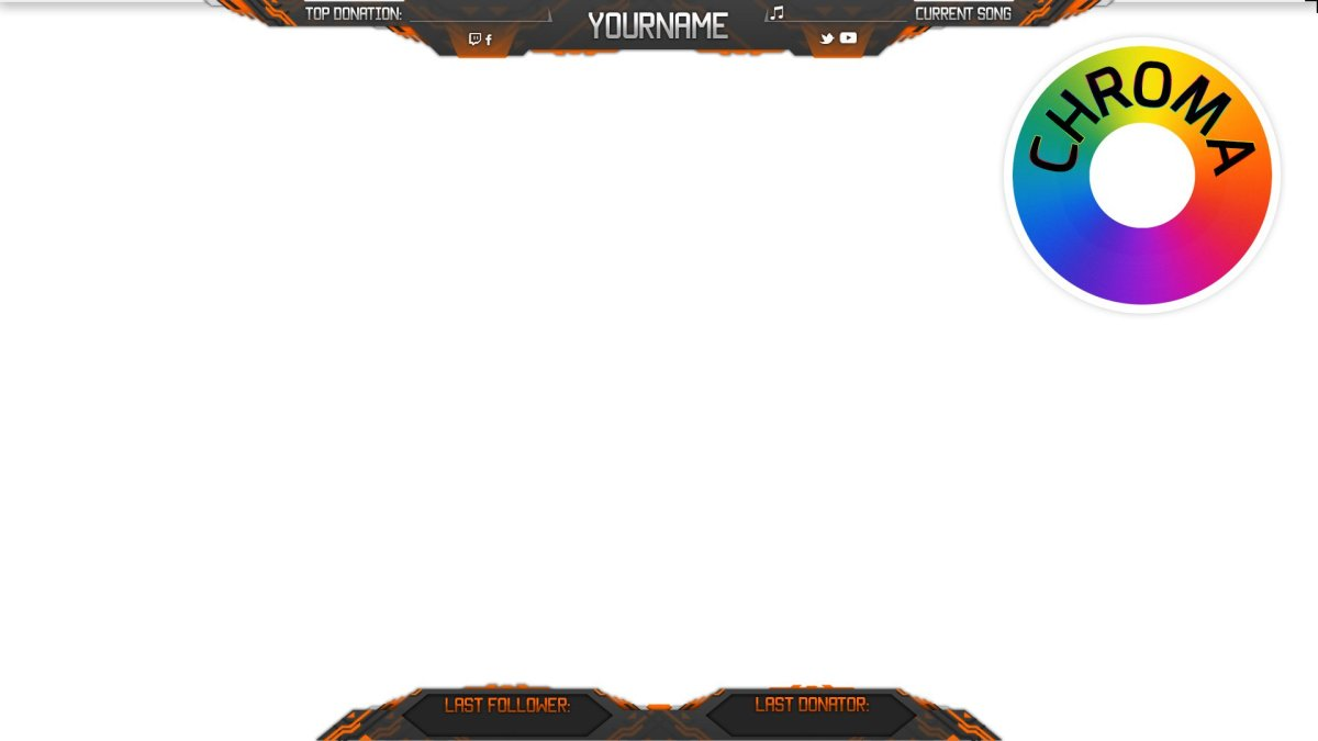 free Twitch Overlay