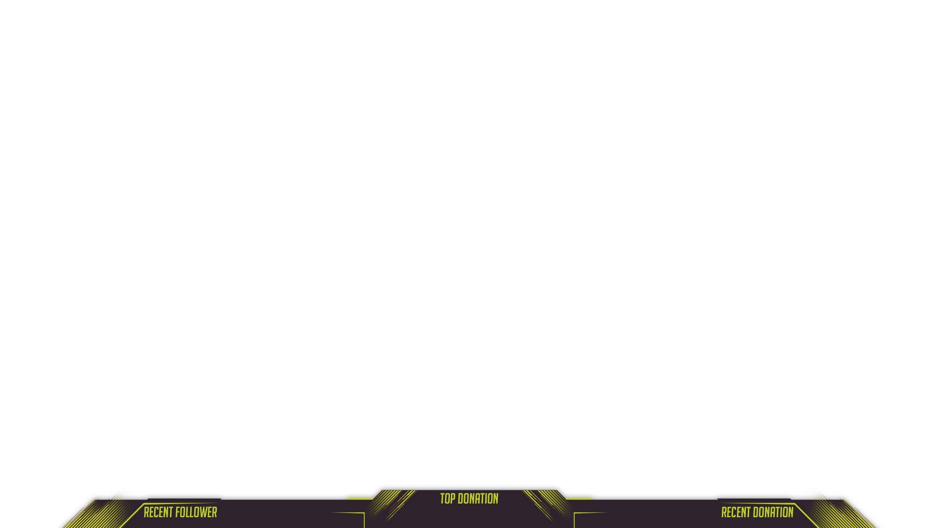 Fifa 18 twitch overlay for Youtube blau