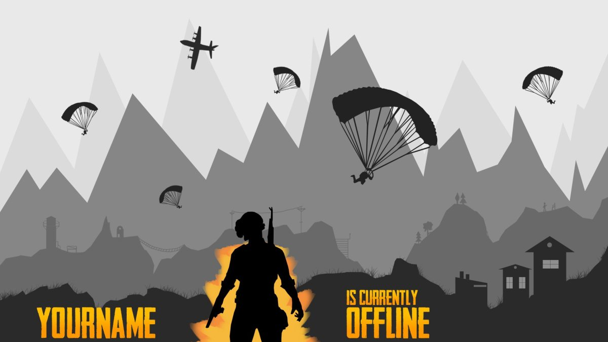 PUBG Offline Screen