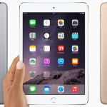 iPad Air 2,iPad mini 3発売。買うなら最大容量の128GBモデルがお勧め