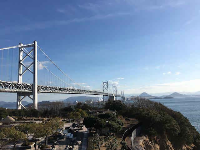 瀬戸大橋201512