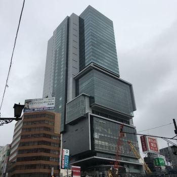 渋谷ヒカリエ 全景