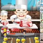 「いきなり!ステーキ」のゲームアプリで500円クーポン ゲット