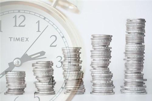 今月の確定拠出年金の掛金配分はかなり極端なことに