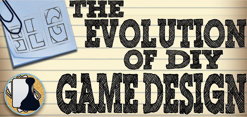 The Evolution of Game Design – Notecards and Proxies