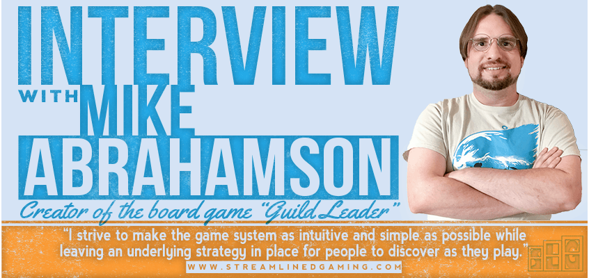 Mike Abrahamson Interview