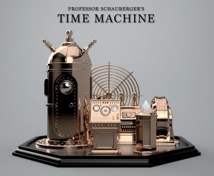Time Machine - Ravenwood