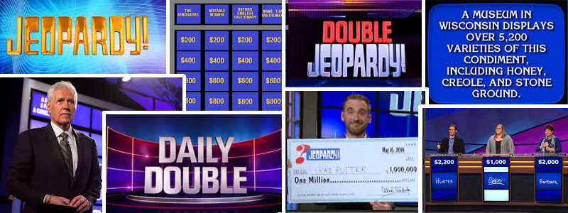 Games Like Jeopardy TV Game Show Board Game