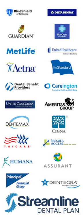 dental insurances accepted