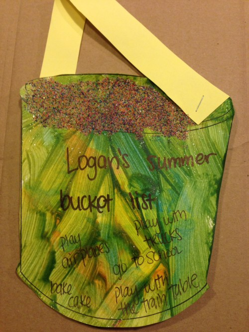 Logan's Bucket