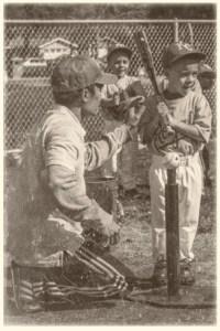 Old-timey Baseball