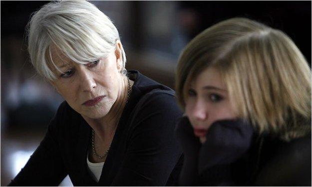Helen Mirren is Jane Tennison in the seventh series of 'Prime Suspect'