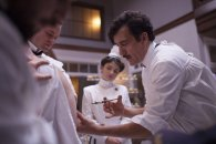 Eric Johnson, Eve Hewson, and Clive Owen in the Cinemax original series 'The Knick,' available on HBO On Demand, HBO Go, and HBO Now for a limited time