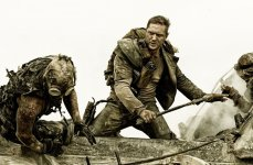 Tom Hardy in George Miller's 'Mad Max: Fury Road'
