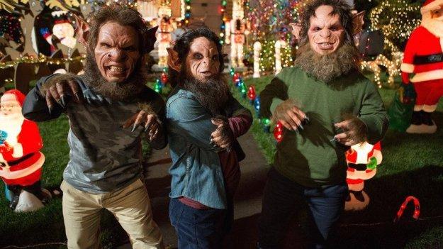 """GRIMM -- """"The Grimm Who Stole Christmas"""" Episode 407 -- Pictured: Kallikantzaroi -- (Photo by: Scott Green/NBC)"""