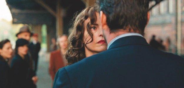 Nina Hoss and Ronald Zehrfeld in Christian Petzold's 'Phoenix'