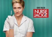 Edie Falco is TV's most functional drug addict in the Showtime series 'Nurse Jackie.""