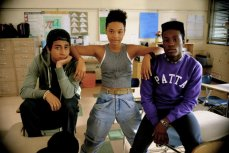 Tony Revolorii, Kiersey Clemons, and Shameik Moore in the urban comedy 'Dope' from Rick Famuyiwa