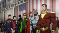 """The animated feature """"Justice League: War"""""""