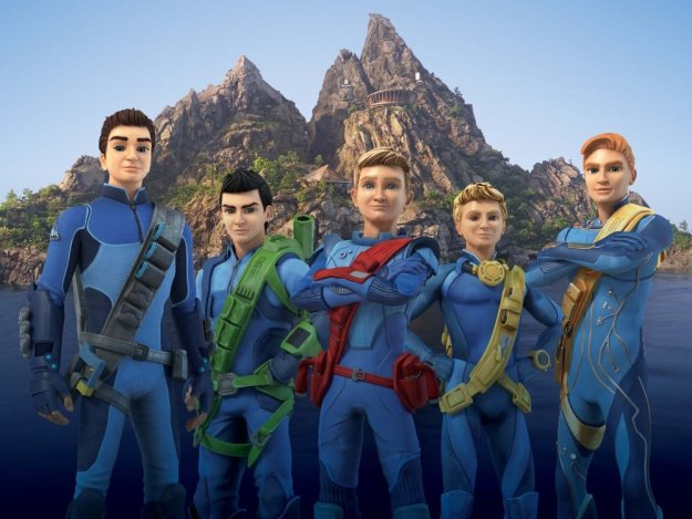 'Thunderbirds are GO!' is the CGI reboot of the classic Supermarionation adventure series.
