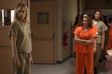 Taylor Schilling in the Netflix original series 'Orange is the New Black: Season 4'