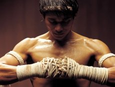 Tony Jaa in 'Ong Bak: The Thai Warrior'