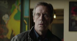 Hugh Laurie is 'Chance' in the Hulu original series.