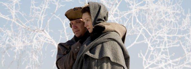 Paul Giamatti and Laurau Linney in 'John Adams.' Photo credit: HBO