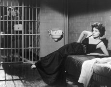 Susan Hayward is Barbara Graham in Robert Wise's 'I Want to Live!'