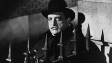Laird Cregar is The Lodger, Merlo Oberon and George Sanders co-star, John Brahm directs