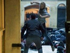 Finn Jones is 'Iron Fist' in the Netflix Original Series