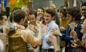 Sean Penn is Harvey Milk in the Oscar-winning film directed by Gus Van Sant