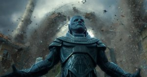"Oscar Isaac takes on the world in ""X-Men: Apocalypse."""