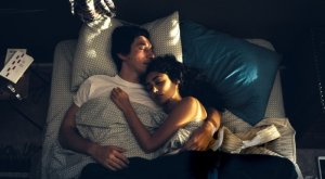 Adam Driver and Golshifteh Farahani in Jim Jarmusch's poetic film