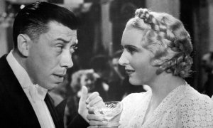 Marie Bell and Fernandel in the French classic by Julien Duvivier