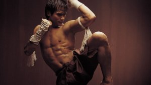 Tony Jaa, stars in the Thailand martial arts sensation directed by Prachya Pinkaew