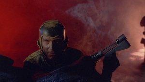 Barry Sullivan stars in Mario Bava's Italian sci-fi horror cult film