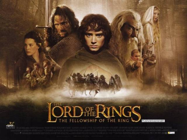 Image result for The Lord of the Rings: The Fellowship of the Ring