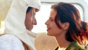 Carlos Gomez and Silke star in the film by Julio Medem