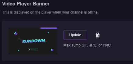 Twitch Image Sizes 2019 Panels Offline Banner Streamplay Graphics