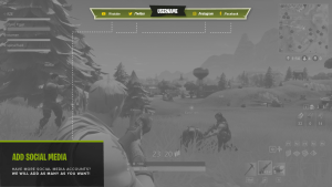 fortnite overlay example