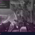 halo inspired webcam overlay