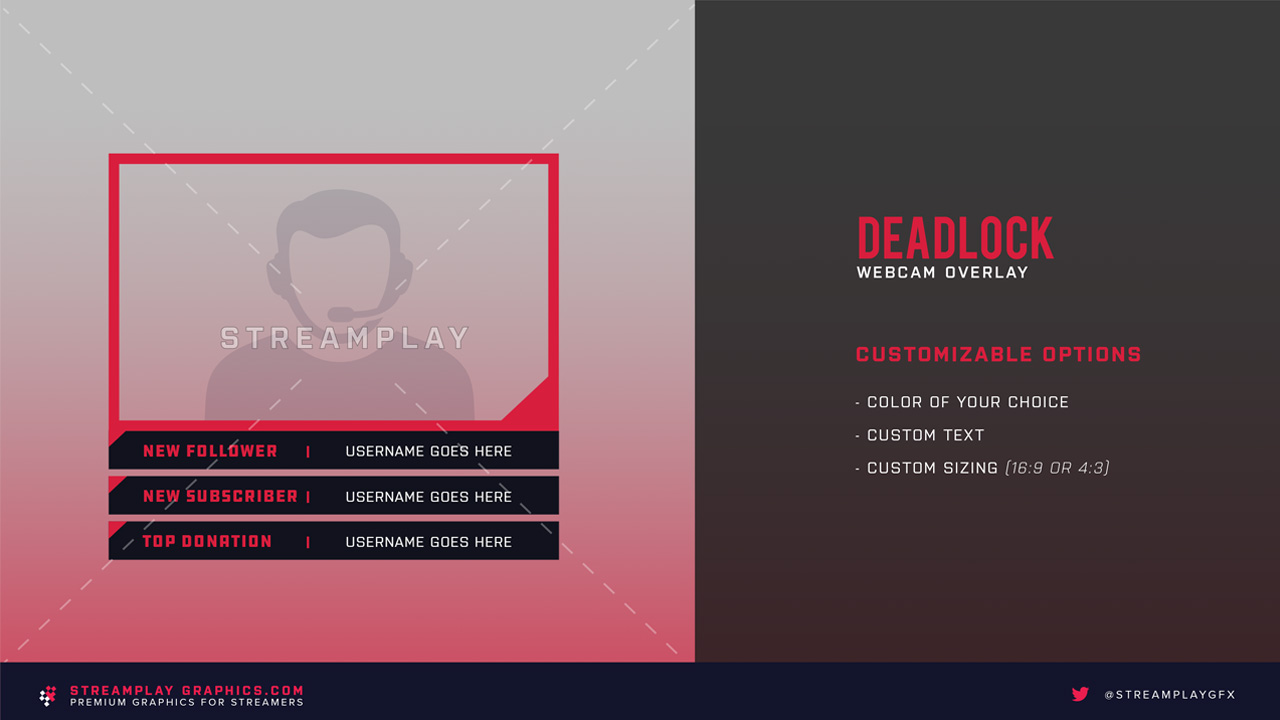 deadlock cam overlay in red