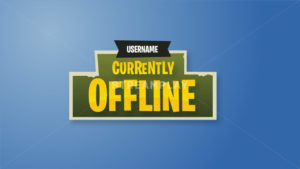 fortnite inspired offline banner