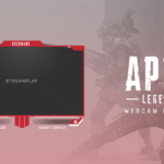 Apex Legends Webcam Overlay