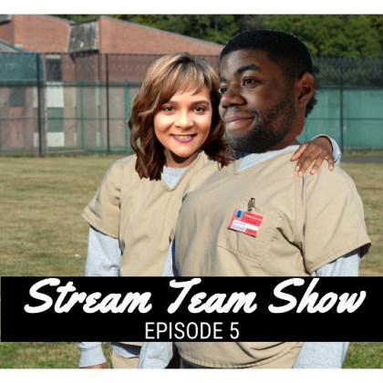 Stream Team Show 005 Cover Art