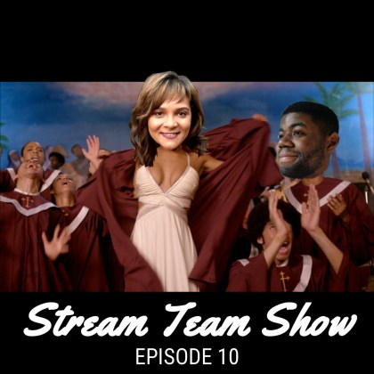 Stream Team Show 010 Cover
