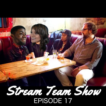 Stream Team Show 017 Cover